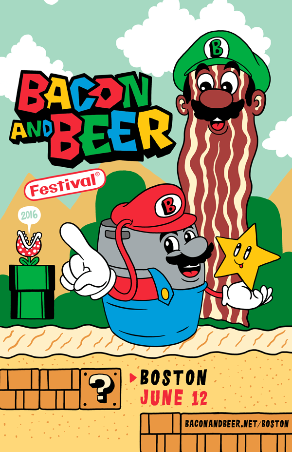 2016 Boston Bacon and Beer Festival