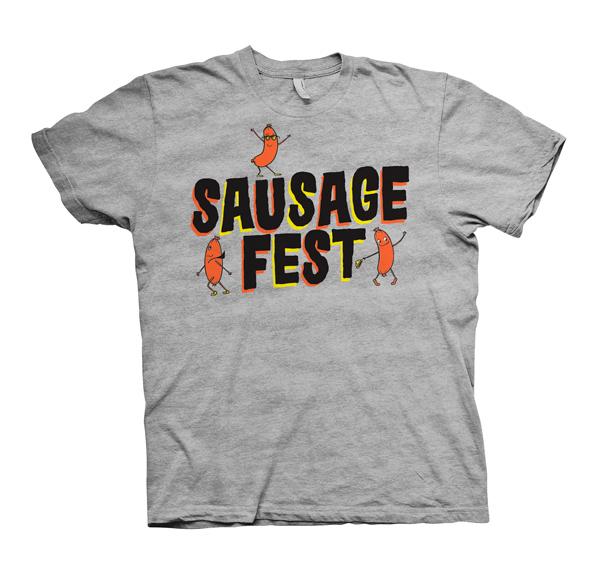 Sausage Shirt