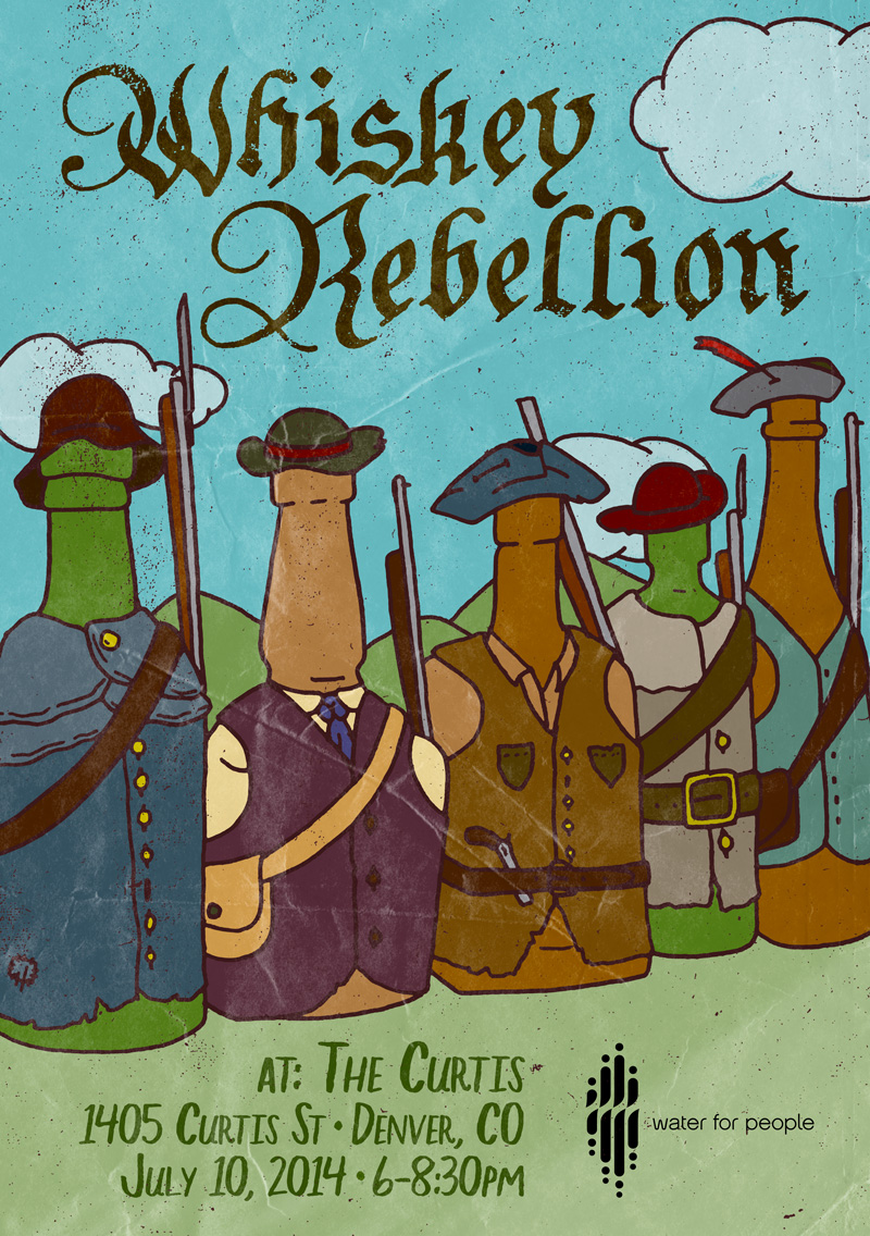 george washington whiskey rebellion essay An analysis of the whiskey rebellion that took place in 1794 lead by president george washington on august 1, 1794, president george washington was once again leading troops.